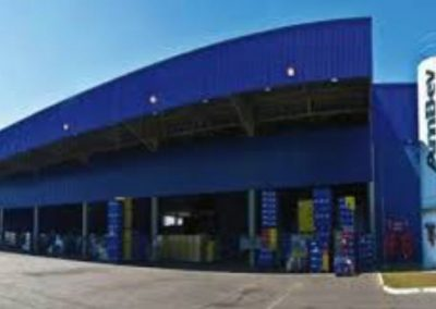 Centro de Distribuição Ambev