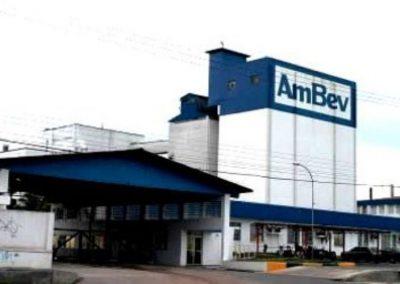 Fábrica da AMBEV – Filial Manaus