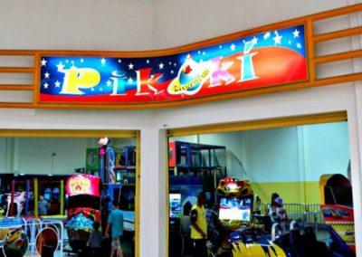 Parque de Diversões Shopping Bonsucesso